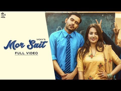 Mor Suit (Full Video) VICKY - The Kidd - Agam Mann