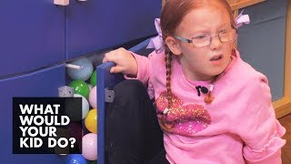 Can These Kids Concentrate for 10-Minutes? | What Would Your Kid Do?