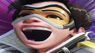 Overwatch - Tracer On Drugs