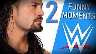 WWE Roman Reigns' Funny Moments 2