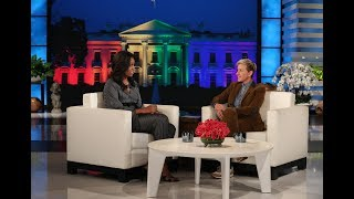 Michelle Obama Tried to Escape the White House to Celebrate the Legalization of Gay Marriage