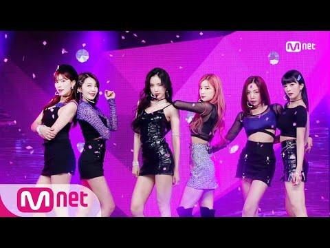[Apink - %%(Eung Eung)] KPOP TV Show | M COUNTDOWN 190117 EP.602