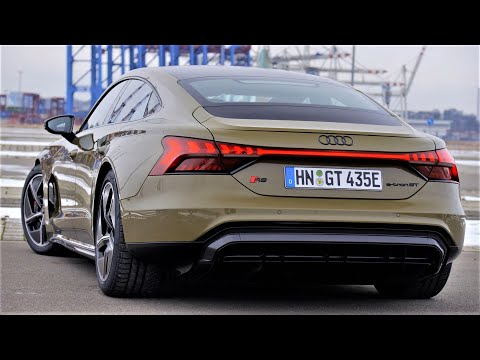2022 Model Audi RS e-tron GT – HIZLI Elektrikli Sportback Teknik ve Özellikleri