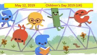 Happy Children's Day 2019 UK