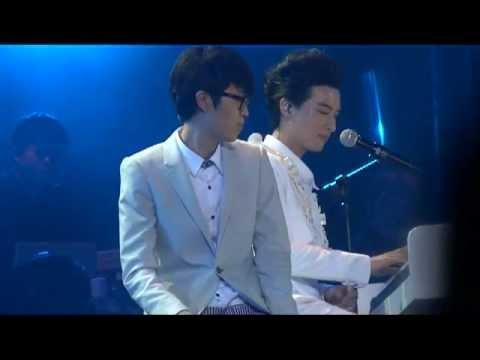 Fly Me To the Moon - 嚴爵, 方大同@嚴爵-沒有你怎麼辦演唱會-香港 20120316