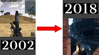 The Evolution of Battlefield Trailers (2002-2018)
