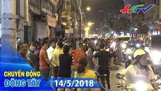 Hiệp sĩ Tân Bình, TP.HCM tử vong khi bắt cướp   CHUYỂN ĐỘNG ĐÔNG TÂY - 14/5/2018
