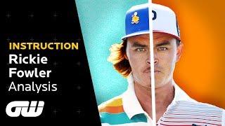 Rickie Fowler's Evolution Under Butch Harmon (2013-19)   Swing Analysis   Golfing World