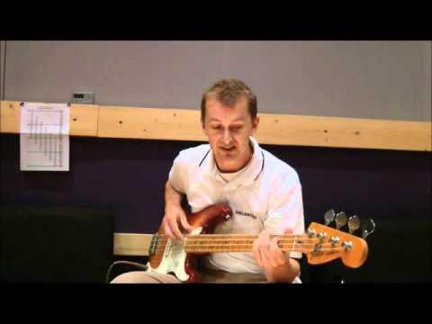 Can I play bass through my guitar speaker?