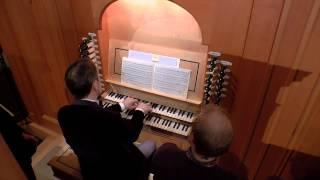 Pièce d'orgue