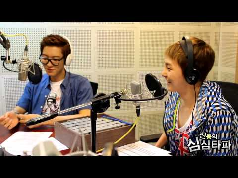 20130712 EXO 시우민 찬열의 심심타파 (편집본)