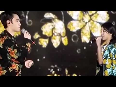 131224 f(x) & EXO's D.O. - Goodbye Summer (SMTown Week - Screener Edit)
