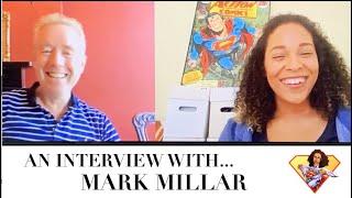 An Interview With... Mark Millar - The Aspiring Kryptonian