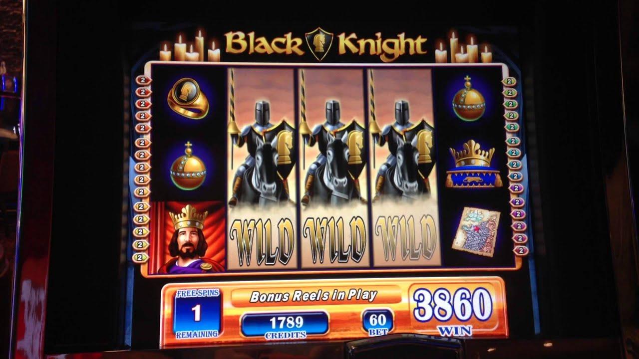 Black Knight Slot Machine