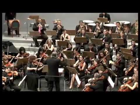 Huapango Moncayo Orquesta Sinfonica de Alicante Dir: Joan Iborra