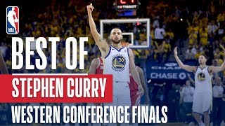 Best Of Stephen Curry  From The Western Conference Finals