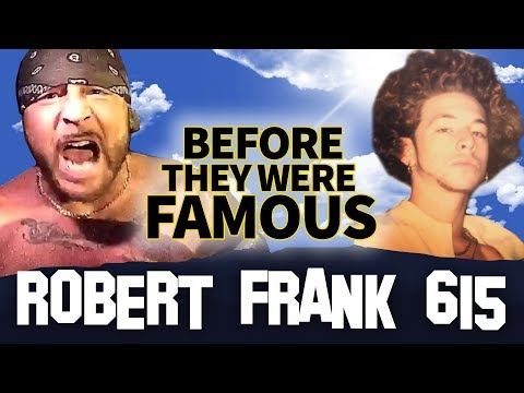 ROBERTFRANK615 | Before They Were Famous | Robert Frank Instagram Bio