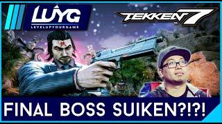 Suiken Breaksdown His Match vs Speedkicks at the Tekken 7 Online Challenge