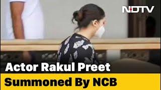 Rakul Preet, Deepika Padukone's manager questioned by NCB ..