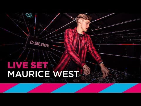 Maurice West (DJ-set LIVE @ ADE) | SLAM!