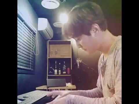 [Kangta Instagram] Taya playing Piano - Piano Prince