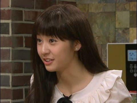 【TVPP】Krystal(f(x)) - Acts like a elegant lady, 크리스탈(에프엑스) - 청순수정 @ High Kick! Special