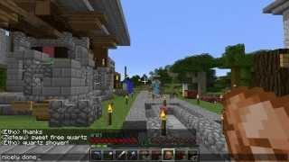 Etho MindCrack SMP - Episode 169: Setting Up