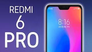 Video Xiaomi Redmi 6 Pro ZijeY-Xo0KQ