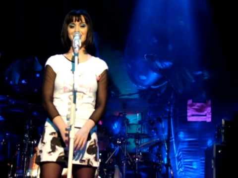 Katy Perry - I Think I'm Ready (Hello Katy Tour 2009 @ De Melkweg) 01.03.09