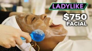 $17 Vs. $750 Facials • Ladylike