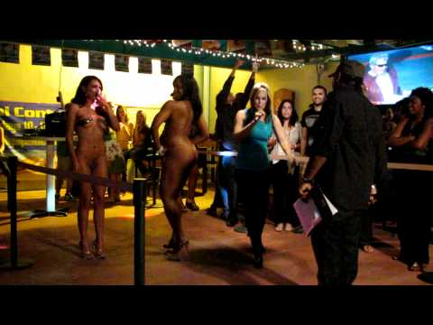 Billy's Pub Too Bikini Contest Grand Final Part 4