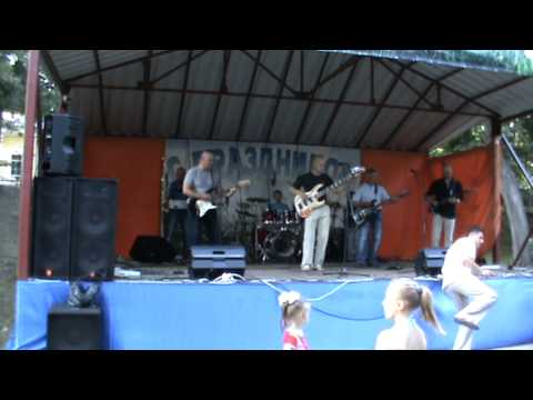 Машина Времени - Старые Песни (ВИА ВВЦ Визит) cover (День молодежи во Фряново 2013)