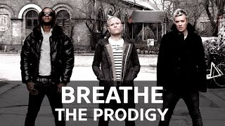 The Prodigy - Breathe (solo acoustic guitar)