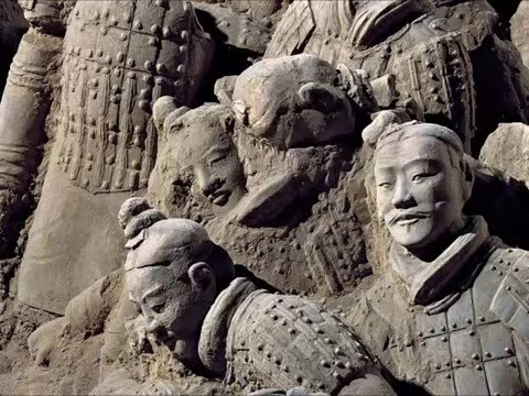 Terracotta warriors bring wows at Field Museum