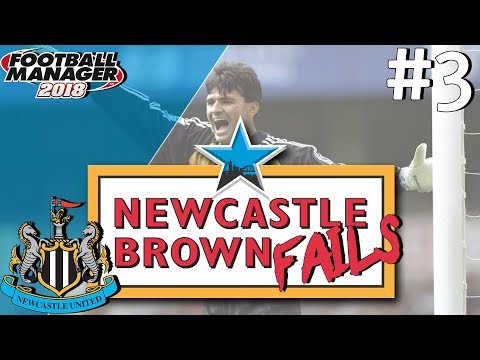 Football Manager 2018 | Newcastle United | Stoke Are Far From A Joke | FM18 Let's Play