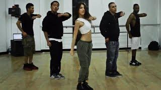 """Katy Perry ft. Juicy J - """"Dark Horse"""" Choreography with Luara"""