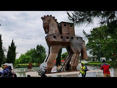 土耳其(雄獅旅遊)- 伊斯坦堡-世界遺產特洛伊