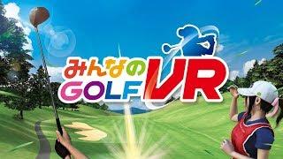 Let's Play EVERYBODY'S GOLF VR for PSVR!