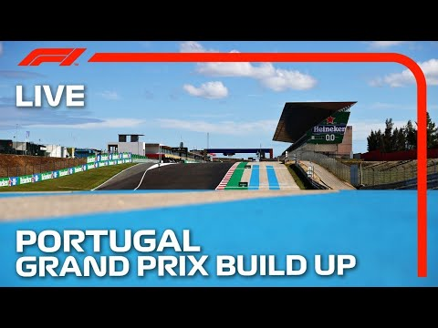 F1 LIVE: Portuguese Grand Prix Build-Up!