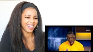 SHANNON SHARPE FUNNY MOMENTS | Reaction