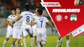 Highlights | CLB TP. HCM - HAGL | Kịch bản hấp dẫn - Trụ hạng thành công | VPF Media