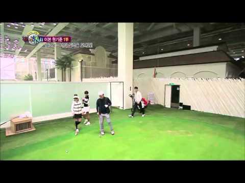 SBS 골프 서경석, 김미현의 환상의 콤비 11화