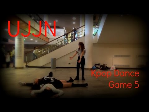 Kpop Dance Game 5  (UJJN)
