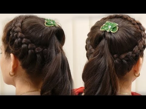 Amazing Indian Hair Styles Traditional Hairstyles For Indian Girls