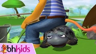 Hoạt Hình Vui Nhộn Hay Mới Nhất - Rùa và Sư Tử | Funny Animation Movies