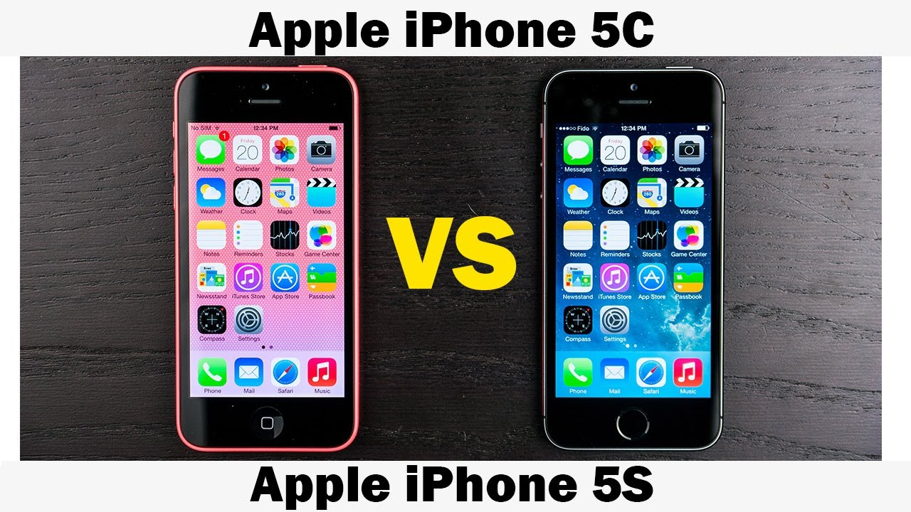 iphone 5c vs 5s iphone 5c vs iphone 5s in depth comparison 1256