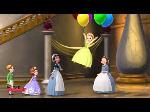 Sofia The First - Bigger Is Better - Song