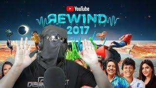YOUTUBE REWIND 2017 REACCIÓN