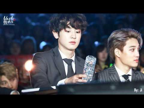 [FMV] EXO Chanyeol và sự nghiệp tung chai nước tại SBS Gayo Daejun