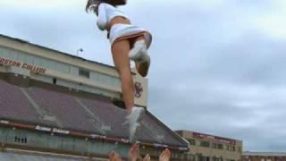 Time Warp Slow Motion Cheerleaders